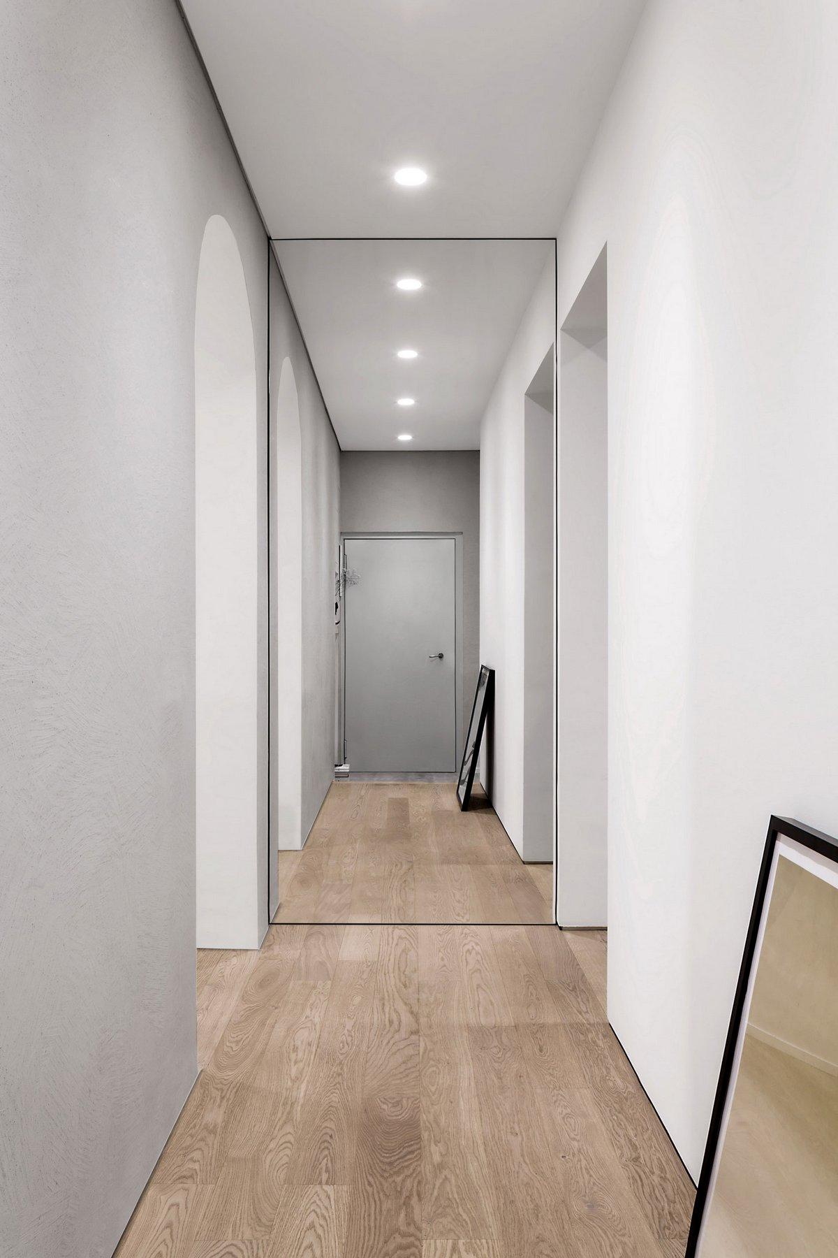 Реконструкция квартиры в центре Милана