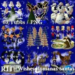 Wishes Romanas Santas