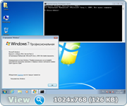 Windows 7 Professional x86 & x64 Game OS 1.7 by CUTA