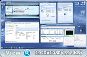 Windows® 10 Professional vl x86-x64 1607 RU by OVGorskiy® 12.2016 2DVD