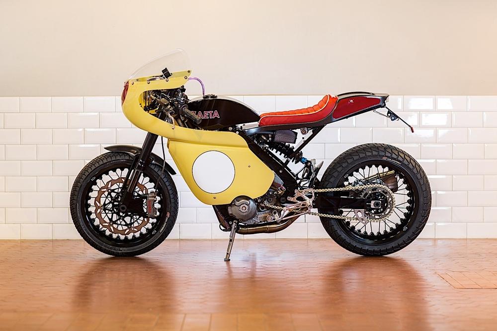Dainese x MrMartini: мотокуртка Speciale и кастом Diavoletto