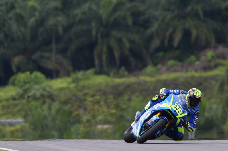 Тесты MotoGP в Сепанге, День 2. Андреа Янноне адаптируется к Suzuki GSX-RR