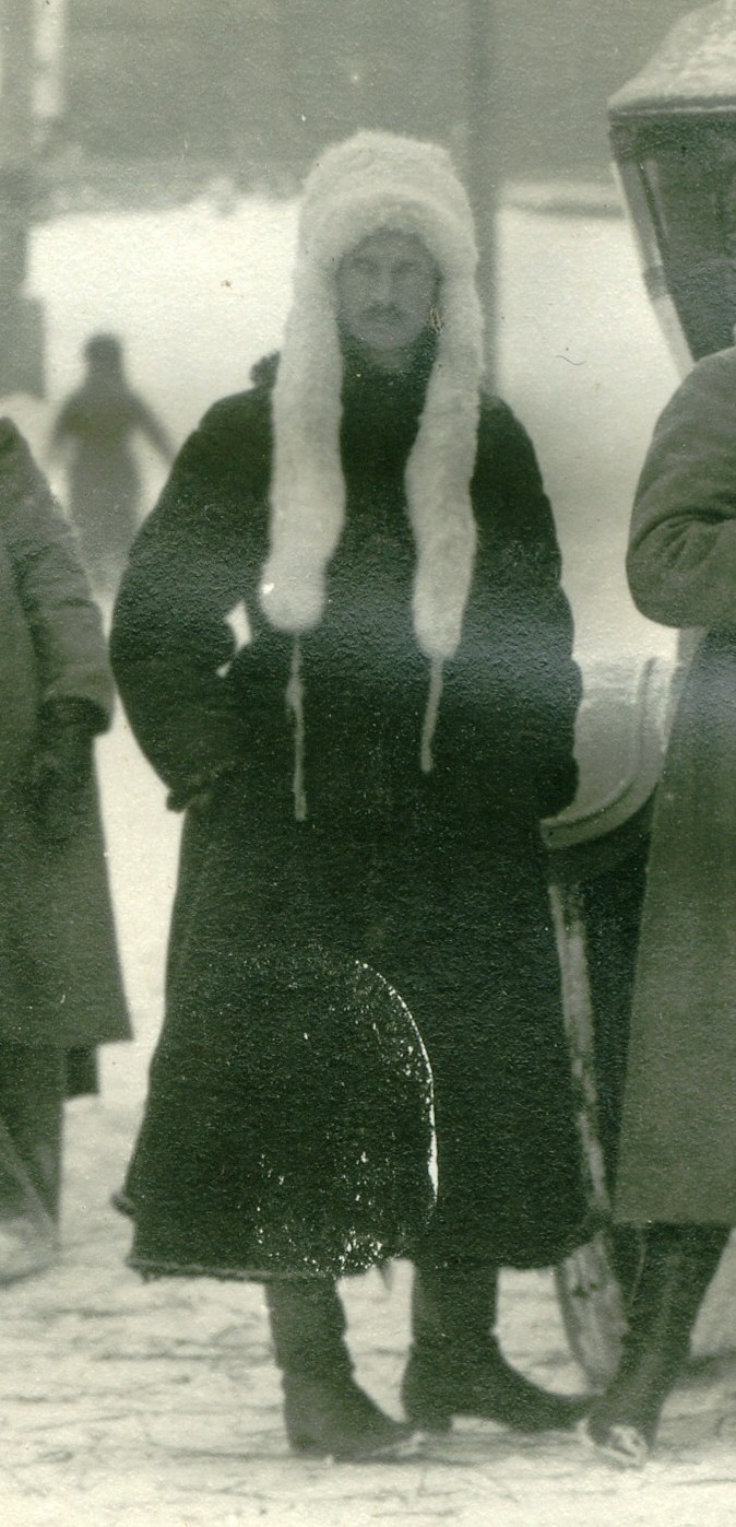 Сибирская шапка в Гражданской войне