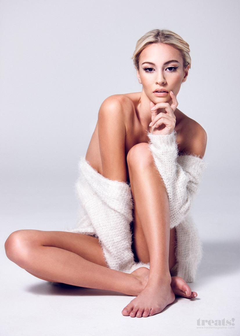 Брайана Холли / Bryana Holly by Ben Tsui - Treats! Magazine 2013 Christmas Day