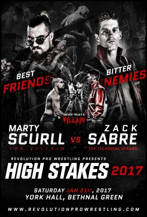 Post image of RevPro High Stakes 2017