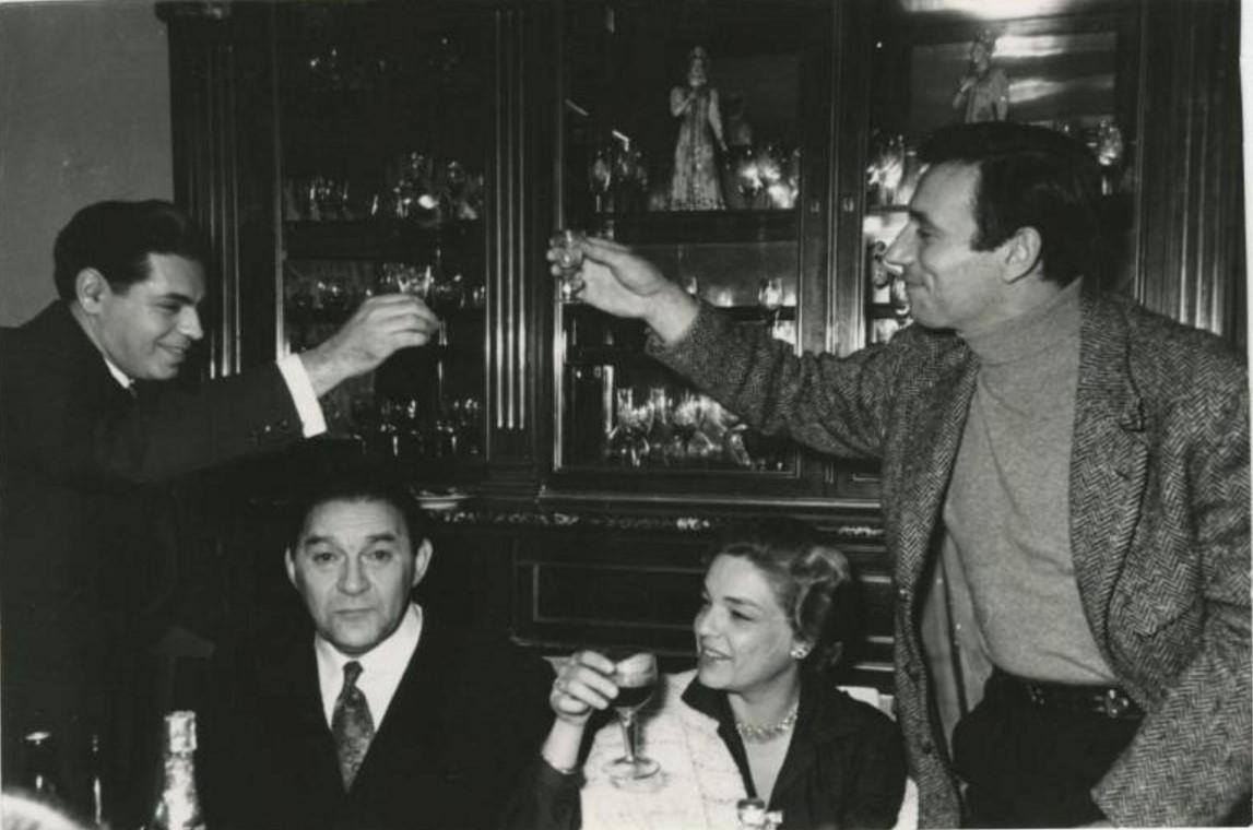 1956. ������� ������, ������ ������, ������ ������� � �� ������