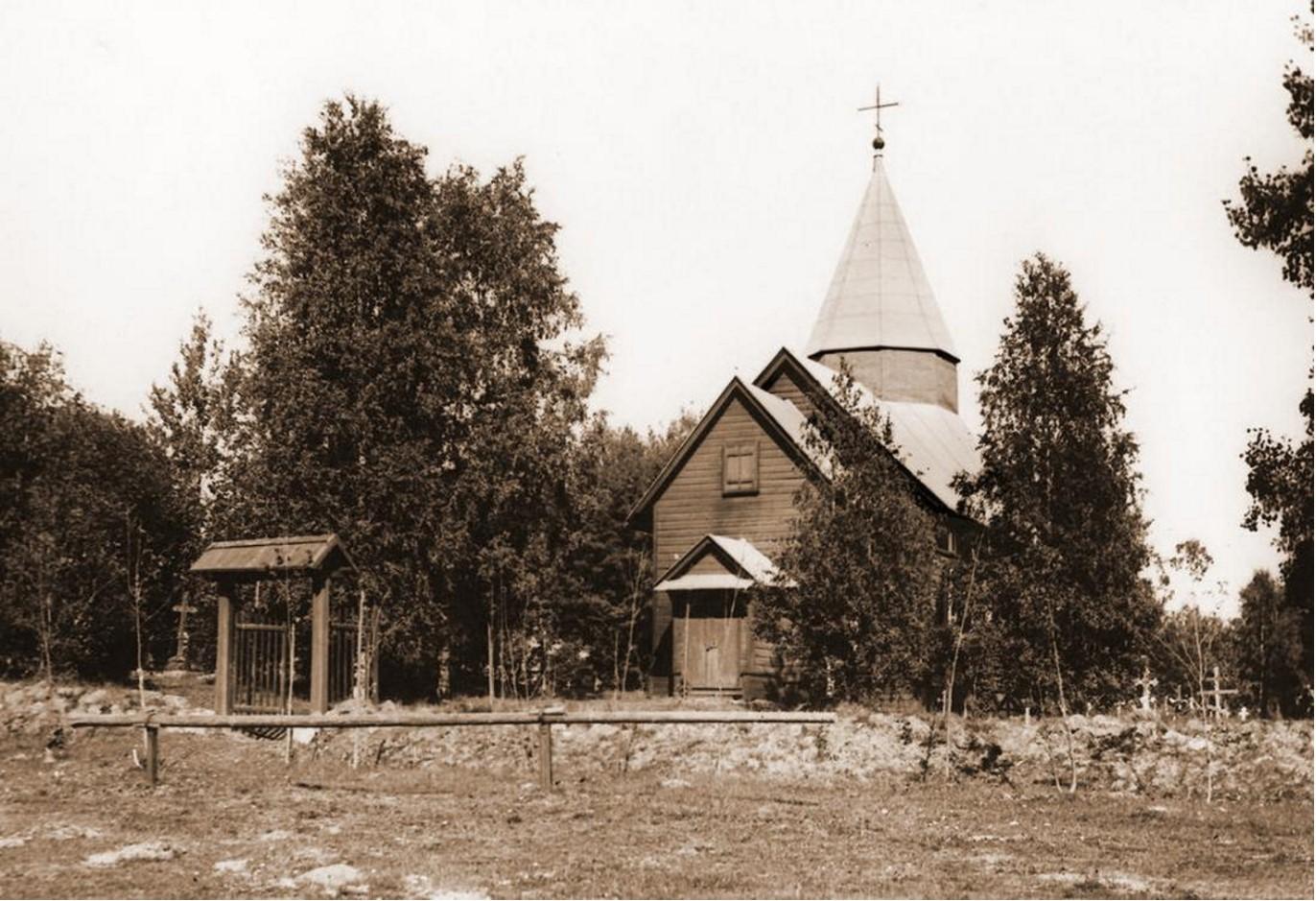 Приход Новоселки. Церковь