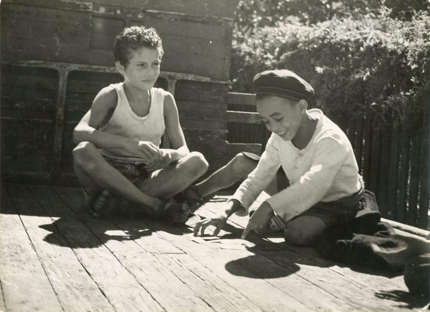 1933. Дети из Марселя
