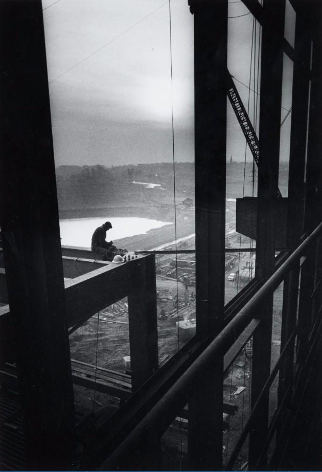 1957. Сталелитейный завод Ришмон (Мозель)