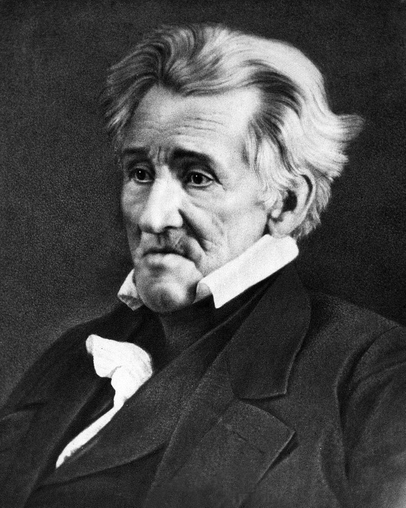 jacksons presidency Andrew jackson's time as president would mark a major historical shift for the united states unfortunately, the first two years of his term were marred by a social.