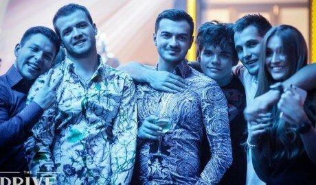 Сын Плахотнюка летал в кишинёвский ночной клуб на самолёте отца