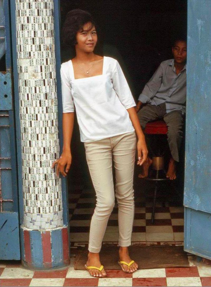 Проституция во время войны во Вьетнаме на снимках 1960-1970-х годов