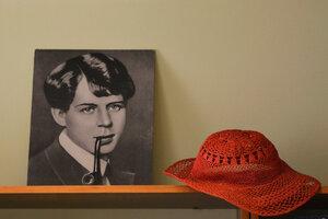Сергей Есенин и... шляпка!
