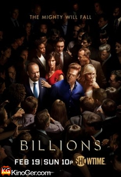 Billions Staffel 1-4 (2016)