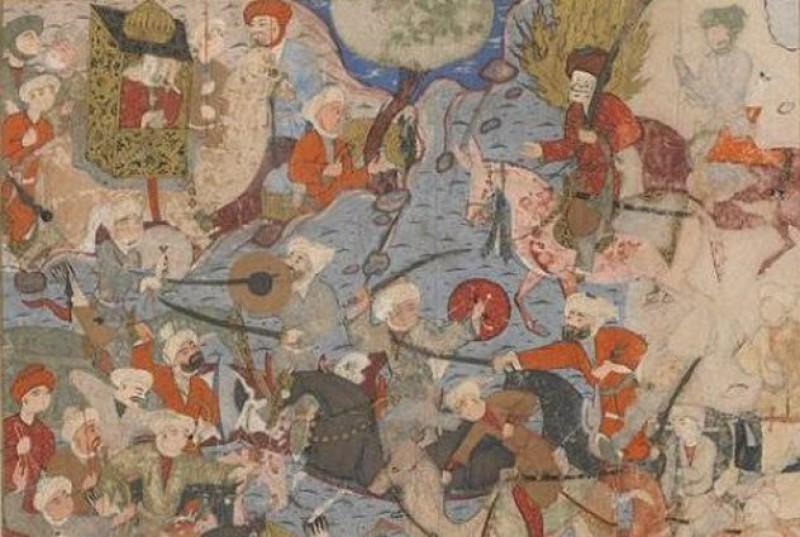 Картинки по запросу таласская битва
