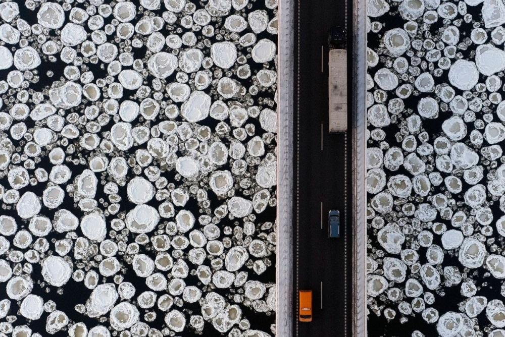 Фотографии, которые удивили мир в 2016 году