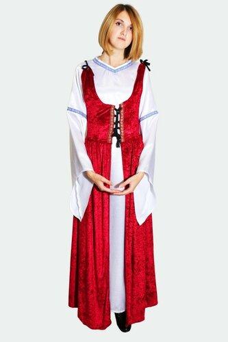 Женский карнавальный костюм Средневековый