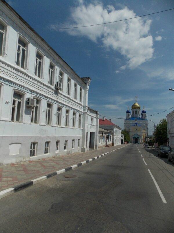 Бывшая Великокняжеская улица