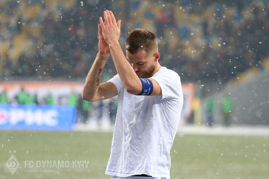 Для Ярмоленко пришло время уйти из«Динамо»— Ребров