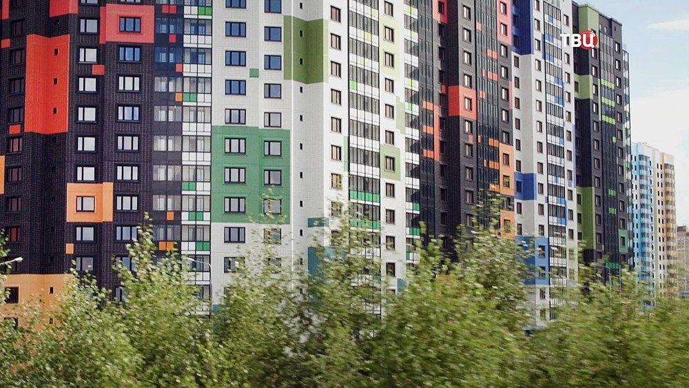 Построенные в столице России попрограмме реновации дома могут быть выше 20 этажей