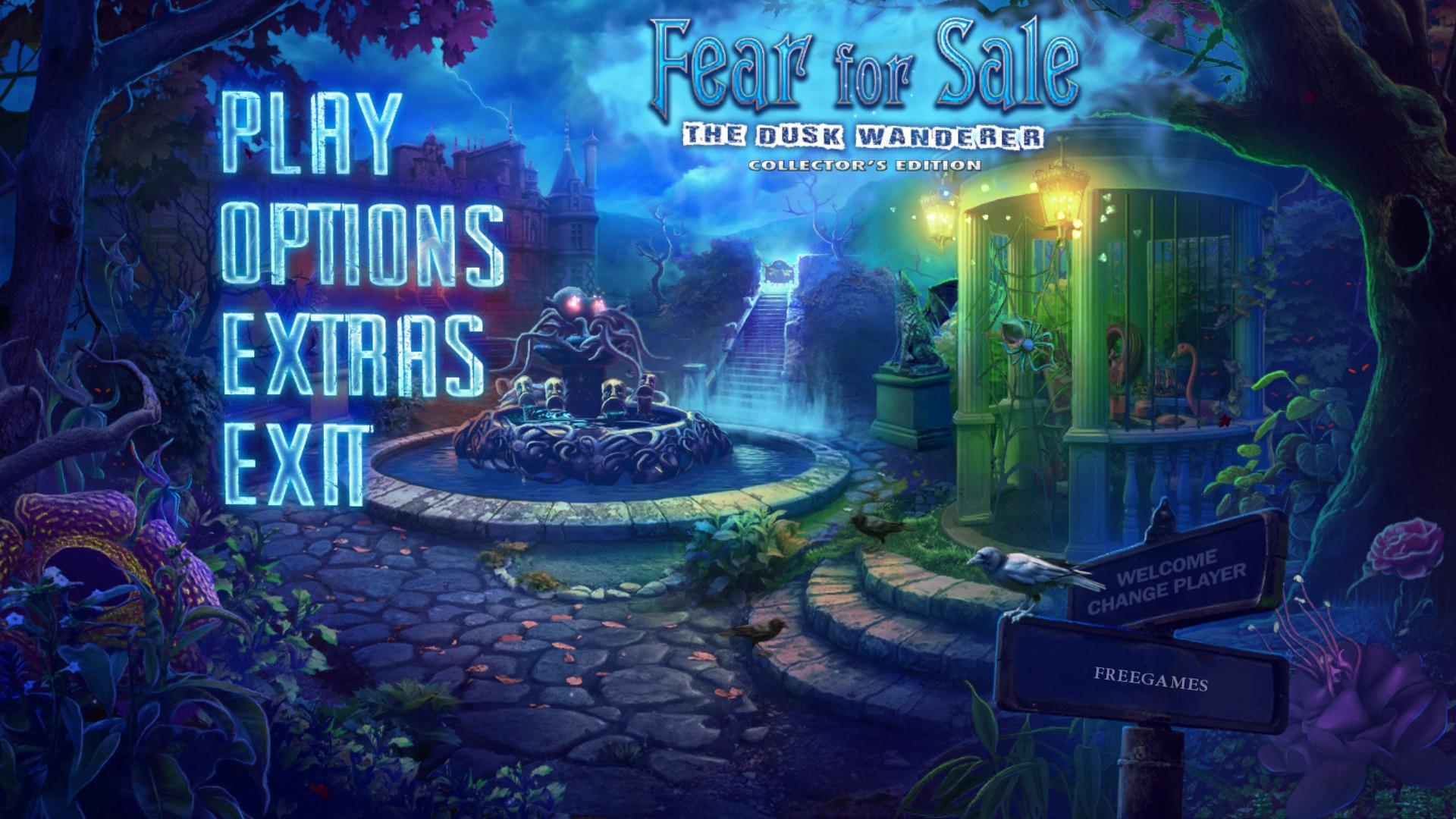 Страх на продажу 9: Сумрачный странник. Коллекционное издание | Fear for Sale 9: The Dusk Wanderer CE (Rus)
