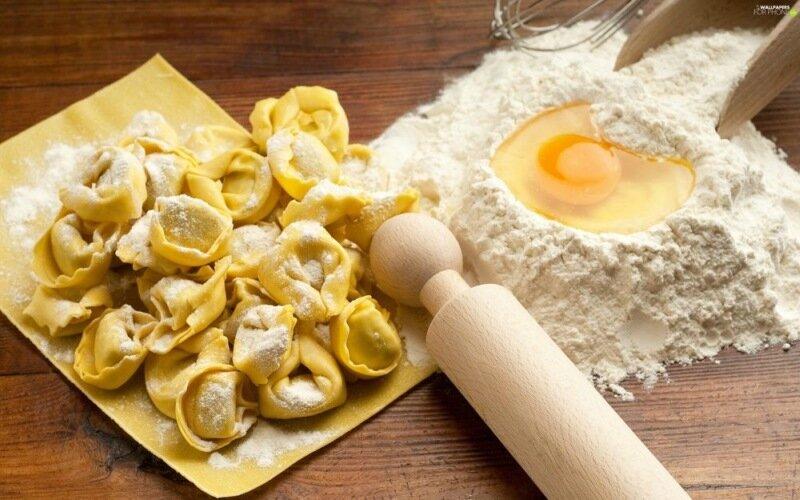 Супер тесто на газировке для пельменей, вареников и даже чебуреков (без яиц)