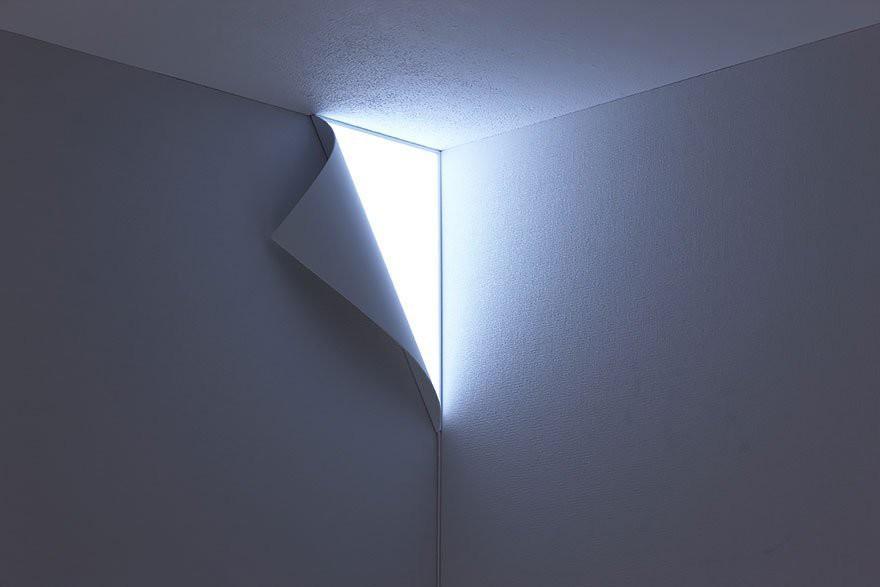 31.Cветильник Peel Wall Light