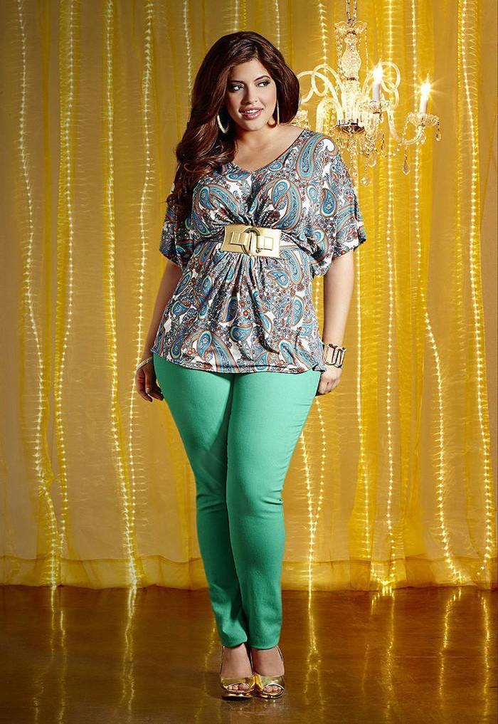 16. Бидо гордится своей ролью в качестве примера для всех женщин тяжелее 55 килограммов, но особенно
