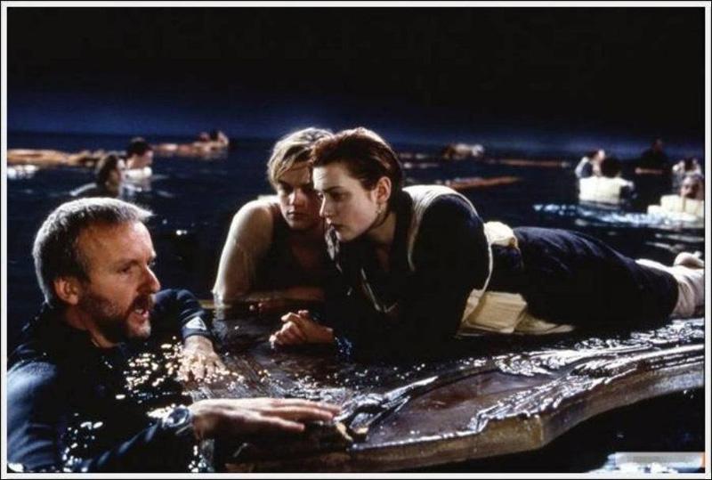 10. Кроме трехмерных пассажиров и воды, для создания спецэффектов к фильму были необходимы миниатюрн