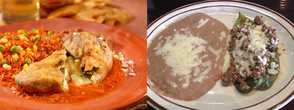Фаршированный чили из Мексики Традиционная версия этого блюда — просто обжаренный перец чили из Пуэб