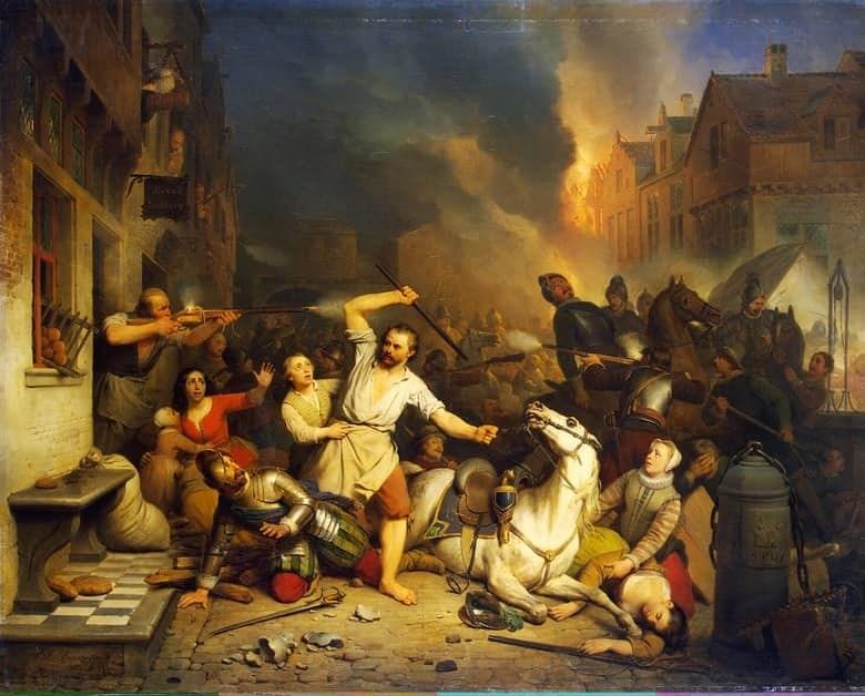 Великая французская революция 1789 года привела к уничтожению в стране абсолютной монархии, и провоз