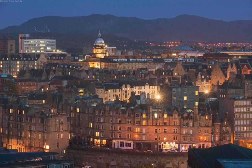 С жизнью и творчеством Вальтера Скотта Эдинбург связан очень тесно: здесь писатель родился, зде
