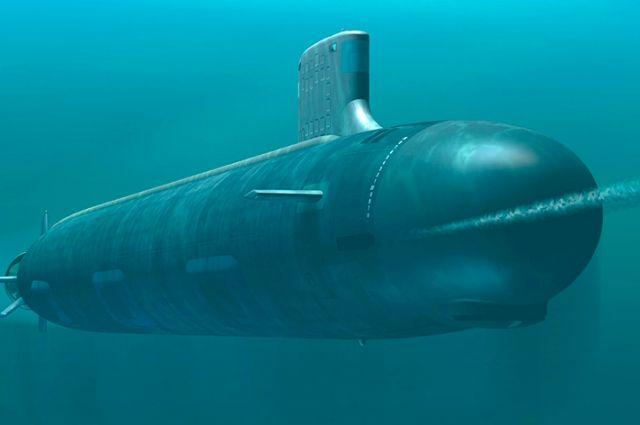 ВСША ввели встрой новейшую атомную подлодку за $2,7 млрд