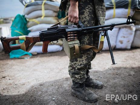 ГУР: Командир взвода боевиков зарезал подчиненного «болгаркой»