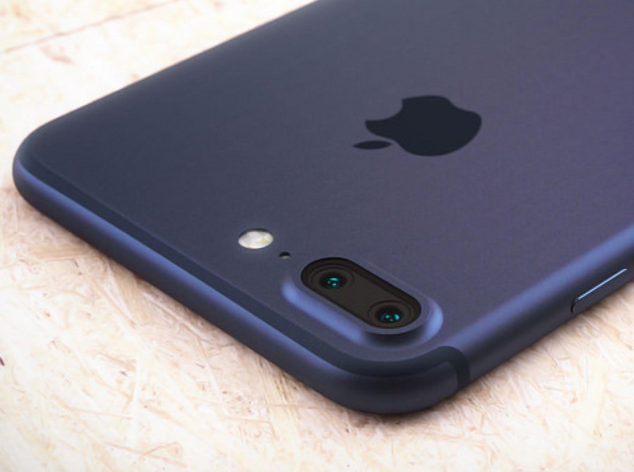 ВРФ резко упал вцене iPhone 7 Plus