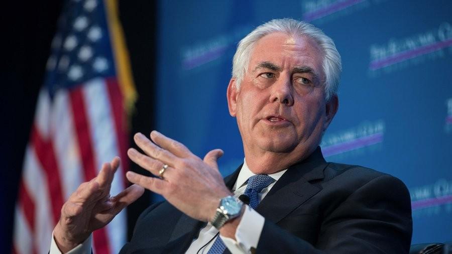 Тиллерсон обсудит вНАТО «давление на Российскую Федерацию поукраинскому вопросу»