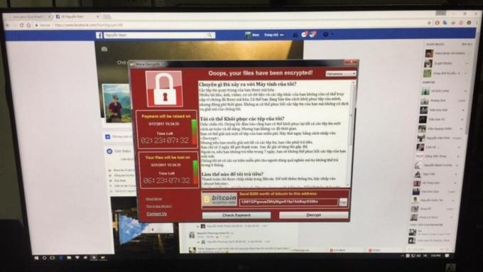 В «Лаборатории Касперского» обнаружили след КНДР увируса WannaCry