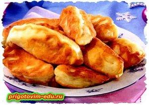 Пирожки с потрошками (сердце, лёгкое, печень)