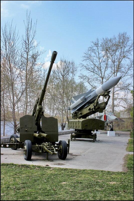 Кыштым 3109 Музей ПВО