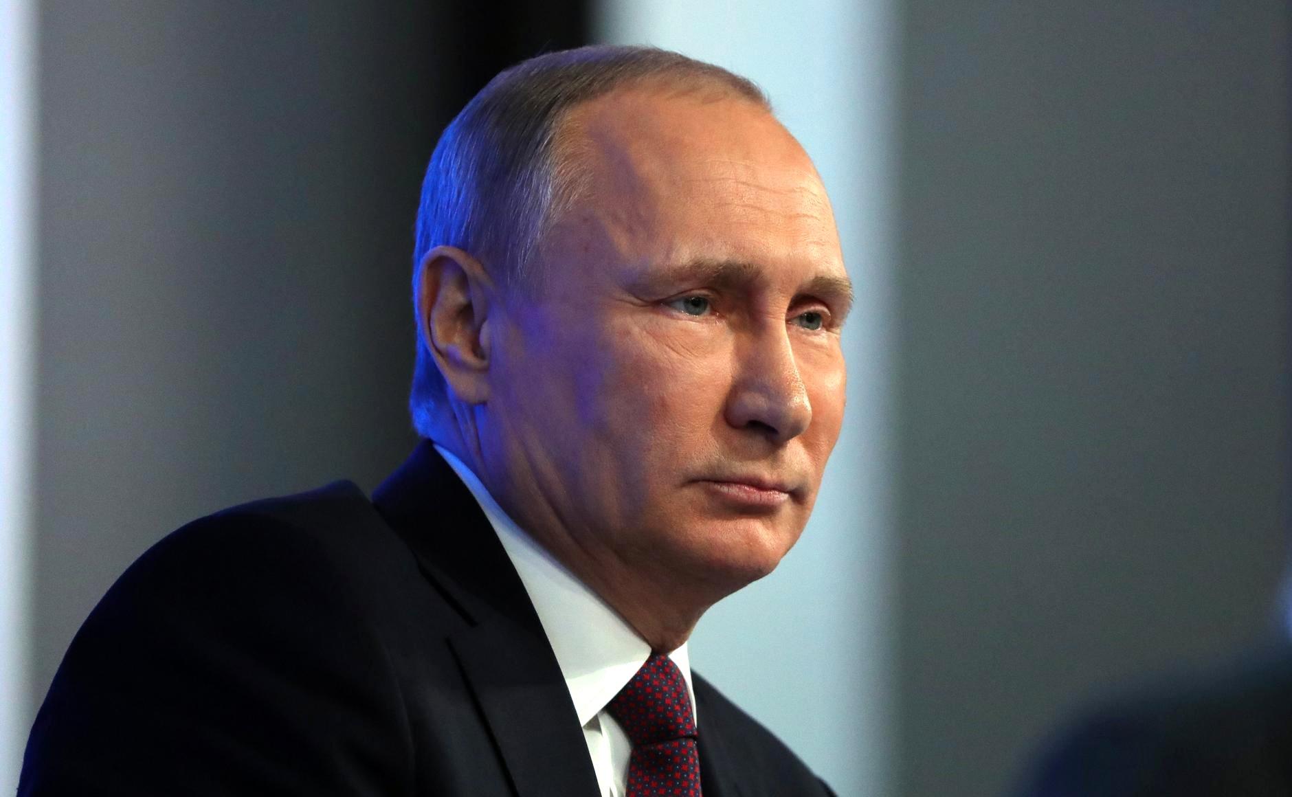20161223-Большая пресс-конференция Владимира Путина