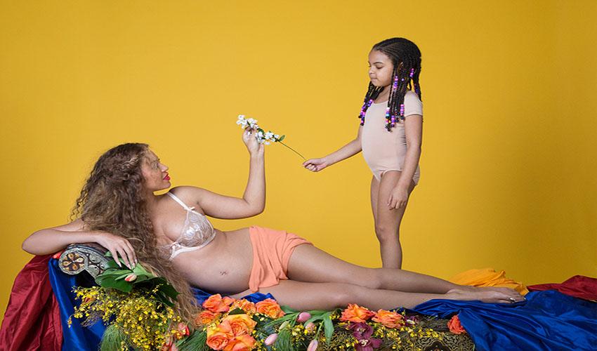 Beyonce Pregnant. Photo Credit Awol Erizku