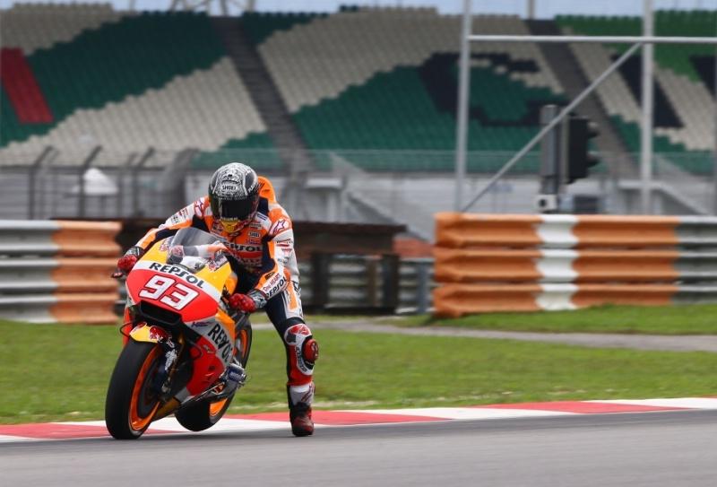Тесты MotoGP 2017 в Сепанге. Марк Маркес озадачен выбором двигателя