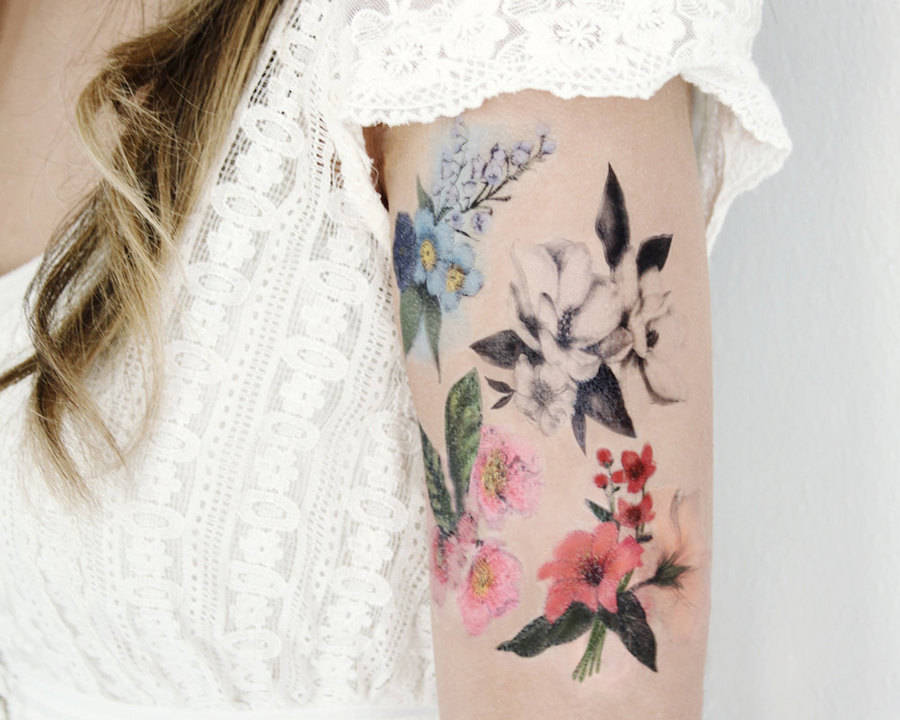 Wonderful Temporary Tattoos