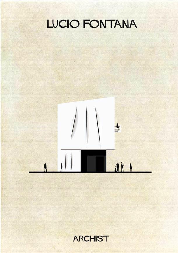 ARCHIST CITY - Des maisons inspires par les grands artistes de l'art contemporain