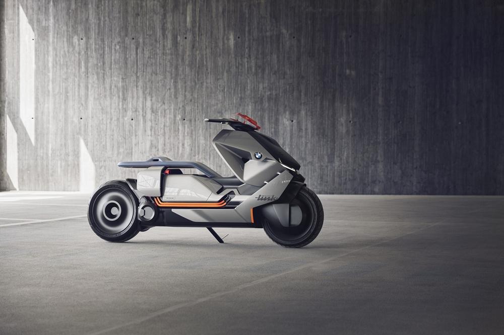 Компания BMW не планирует выпускать электроциклы