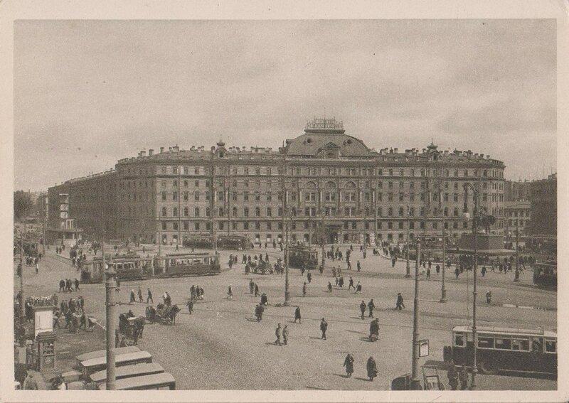 Ленинград. 1929