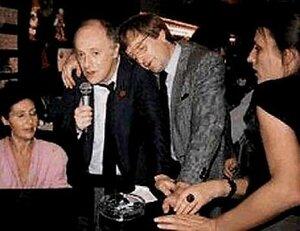 Бродский, Барышников и др.