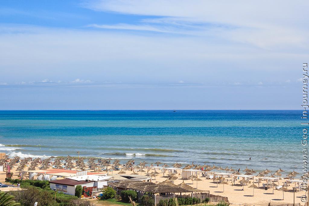 отдых в тунисе на море