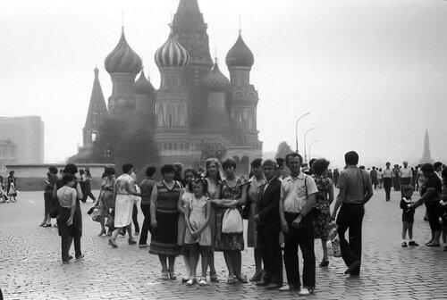 НАШ АДРЕС СОВЕТСКИЙ СОЮЗ. Москва.1978г. Фото Николая Бродяного 002.jpg