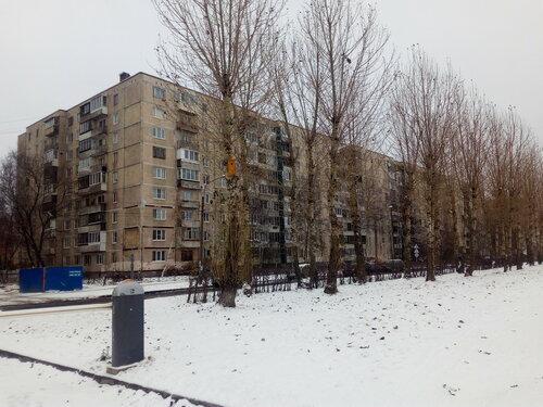 ул. Подвойского 10